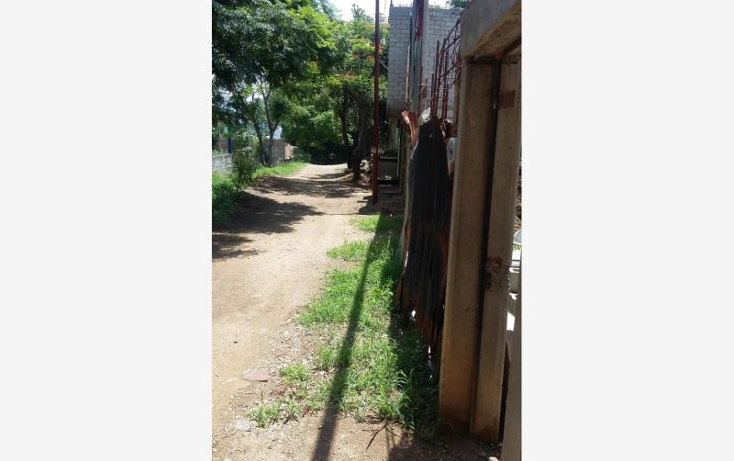 Foto de terreno habitacional en venta en  nonumber, bugambilias, oaxaca de ju?rez, oaxaca, 2025128 No. 01