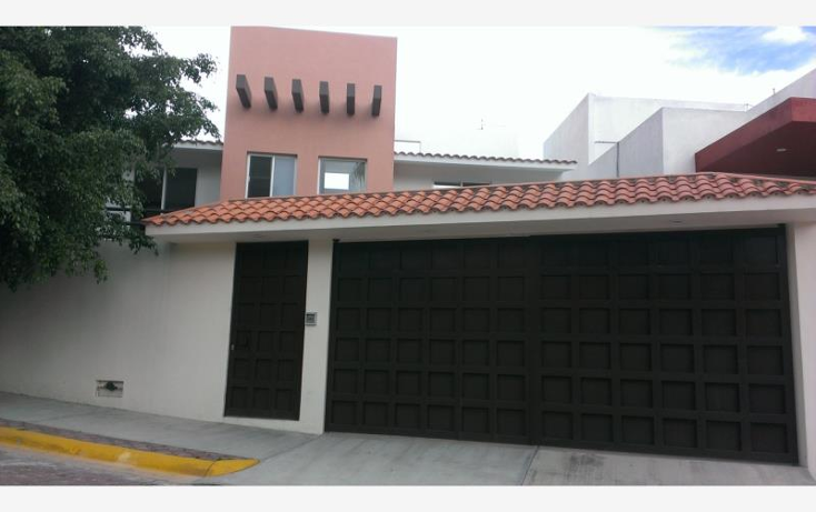 Foto de casa en renta en  nonumber, burgos bugambilias, temixco, morelos, 1308599 No. 01