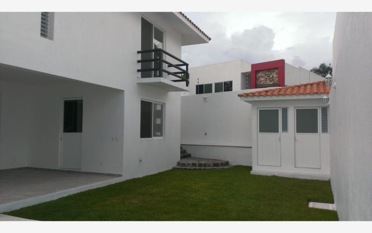 Foto de casa en renta en  nonumber, burgos bugambilias, temixco, morelos, 1308599 No. 23