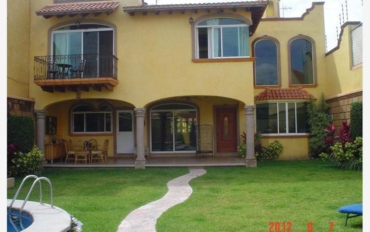 Foto de casa en venta en  nonumber, burgos bugambilias, temixco, morelos, 2033140 No. 01