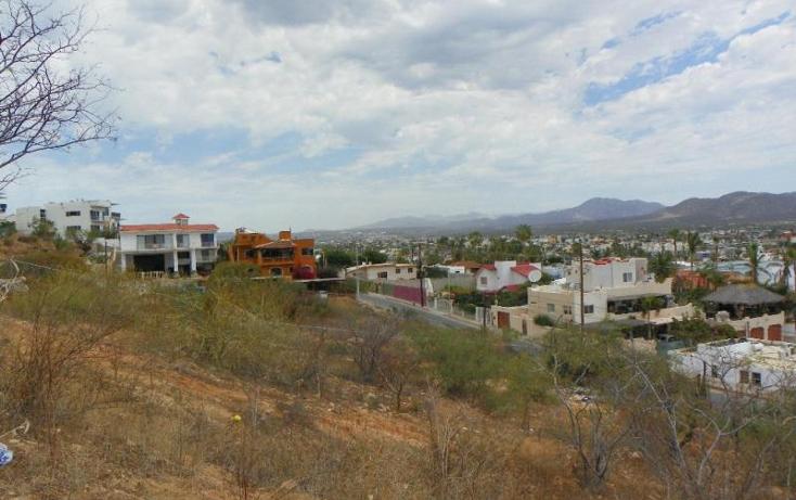 Foto de terreno habitacional en venta en  nonumber, cabo san lucas centro, los cabos, baja california sur, 2028318 No. 03