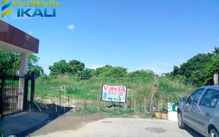 Foto de terreno habitacional en venta en  nonumber, campo real, tuxpan, veracruz de ignacio de la llave, 1711238 No. 01
