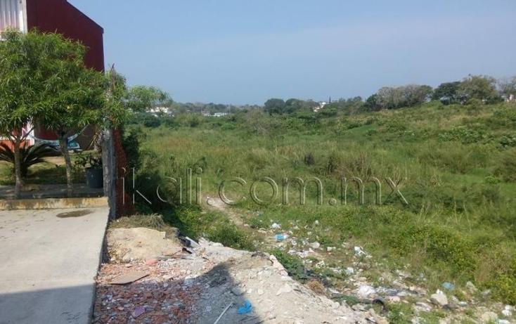 Foto de terreno habitacional en venta en  nonumber, campo real, tuxpan, veracruz de ignacio de la llave, 1711238 No. 02