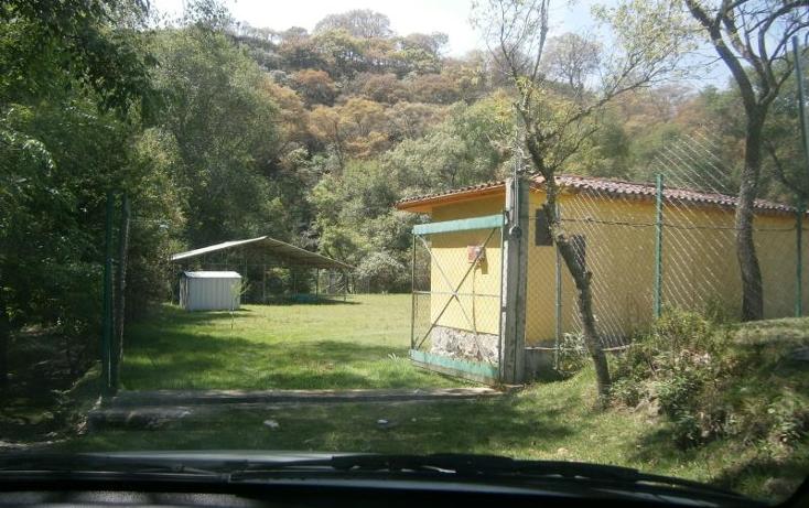Foto de terreno habitacional en venta en  nonumber, cañada de cisneros, tepotzotlán, méxico, 974865 No. 02