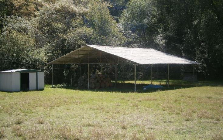 Foto de terreno habitacional en venta en  nonumber, cañada de cisneros, tepotzotlán, méxico, 974865 No. 12