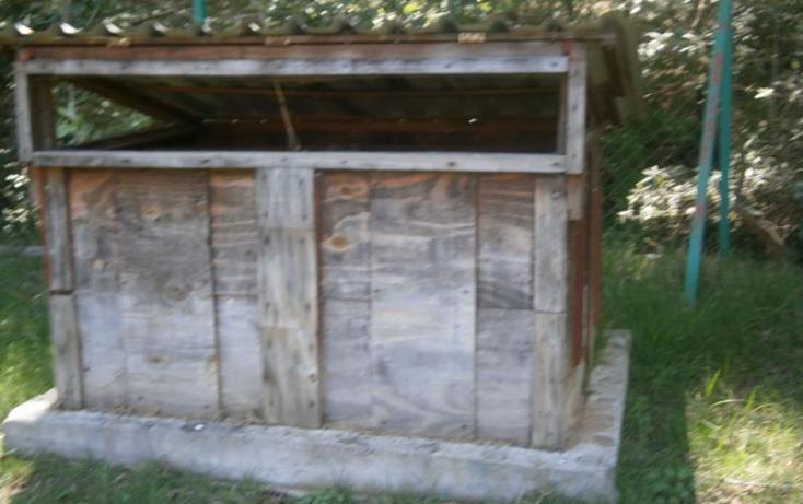 Foto de terreno habitacional en venta en  nonumber, cañada de cisneros, tepotzotlán, méxico, 974865 No. 14