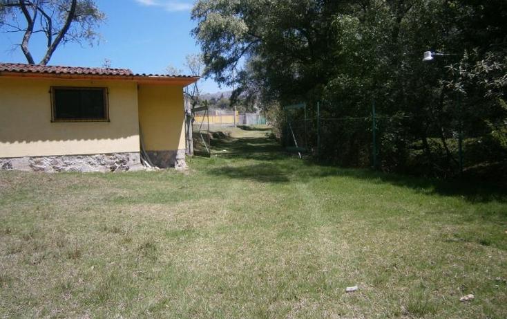 Foto de terreno habitacional en venta en  nonumber, cañada de cisneros, tepotzotlán, méxico, 974865 No. 17