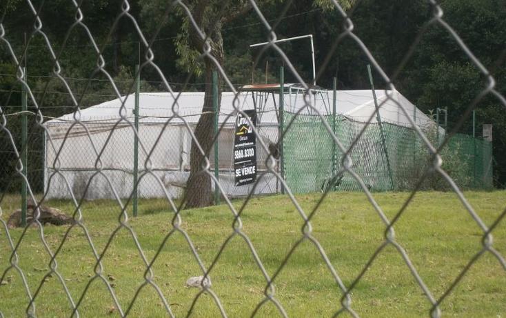 Foto de terreno habitacional en venta en  nonumber, cañada de cisneros, tepotzotlán, méxico, 974865 No. 19