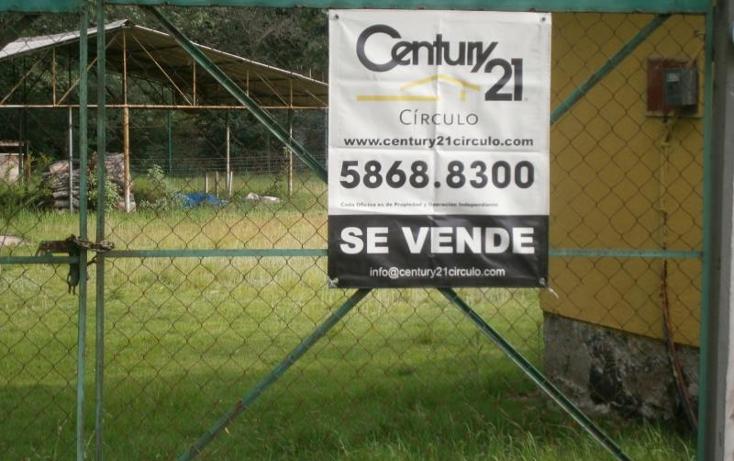 Foto de terreno habitacional en venta en  nonumber, cañada de cisneros, tepotzotlán, méxico, 974865 No. 20