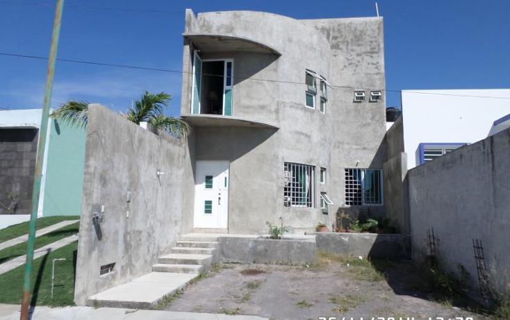Foto de casa en venta en  nonumber, carlos de la madrid, villa de ?lvarez, colima, 684897 No. 01