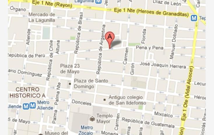 Foto de local en venta en  nonumber, centro (área 9), cuauhtémoc, distrito federal, 1591092 No. 10