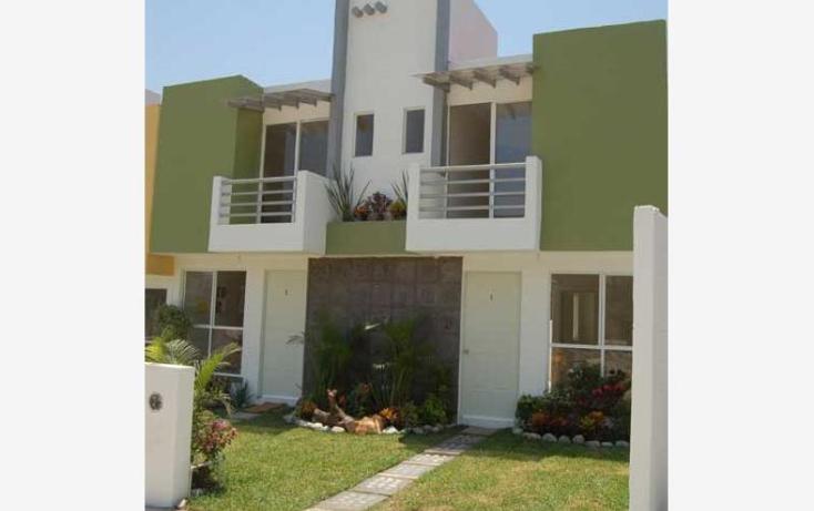 Foto de casa en venta en  nonumber, centro, emiliano zapata, morelos, 603773 No. 01