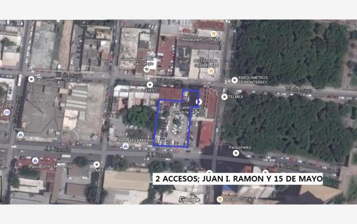 Foto de terreno comercial en renta en  nonumber, centro, monterrey, nuevo le?n, 1426579 No. 01