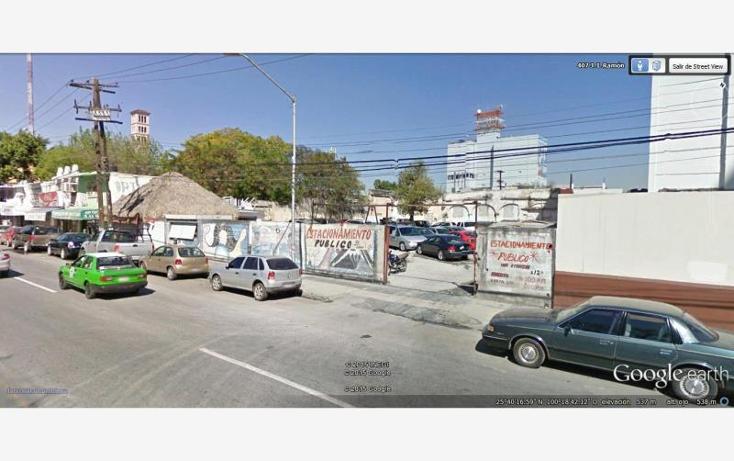 Foto de terreno comercial en renta en  nonumber, centro, monterrey, nuevo le?n, 1426579 No. 04