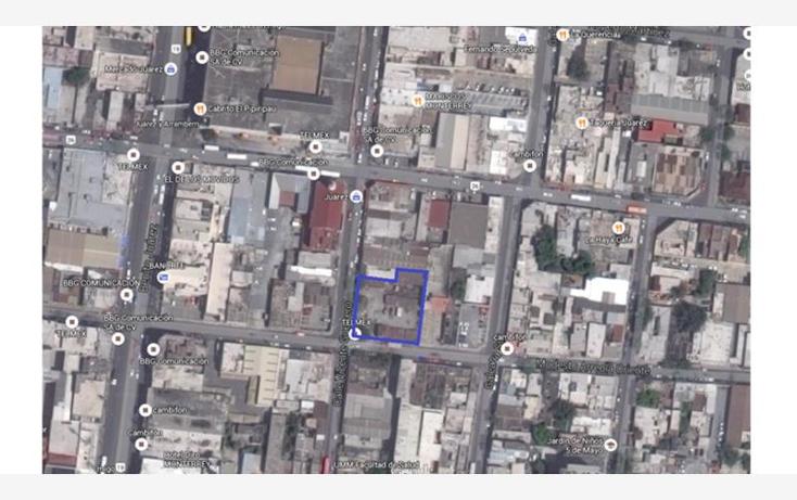 Foto de terreno comercial en renta en  nonumber, centro, monterrey, nuevo león, 1426583 No. 01