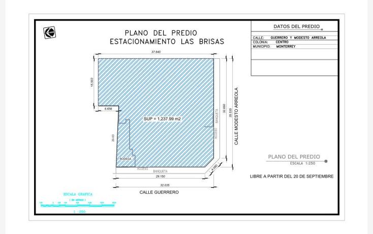 Foto de terreno comercial en renta en  nonumber, centro, monterrey, nuevo león, 1426583 No. 02