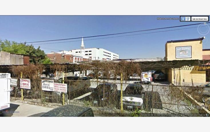 Foto de terreno comercial en renta en  nonumber, centro, monterrey, nuevo león, 1426583 No. 03
