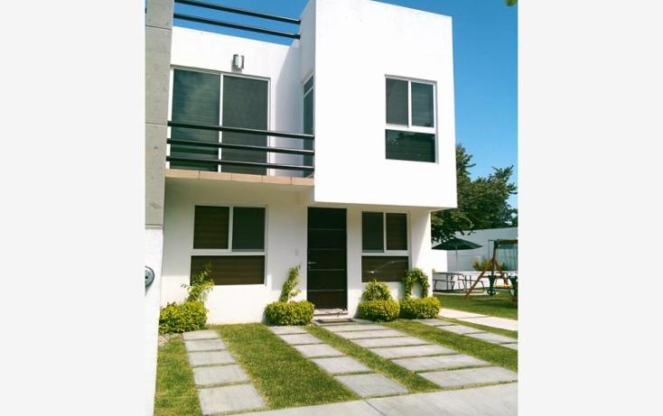 Foto de casa en venta en  nonumber, centro, yautepec, morelos, 588031 No. 01