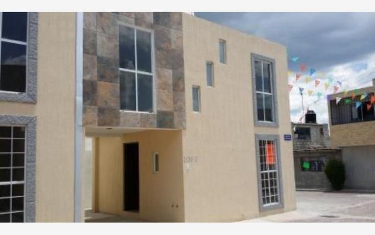 Foto de casa en venta en  nonumber, cereso apizaco, apizaco, tlaxcala, 2046900 No. 01