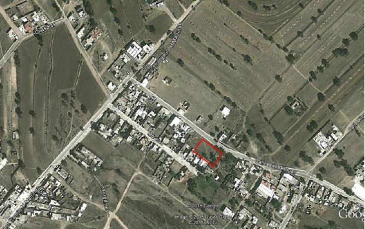 Foto de terreno habitacional en venta en  nonumber, cerrito de guadalupe, apizaco, tlaxcala, 1224969 No. 01