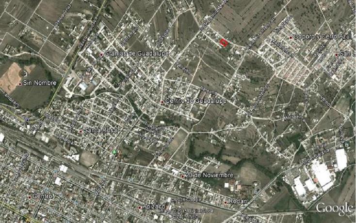 Foto de terreno habitacional en venta en  nonumber, cerrito de guadalupe, apizaco, tlaxcala, 1224969 No. 02