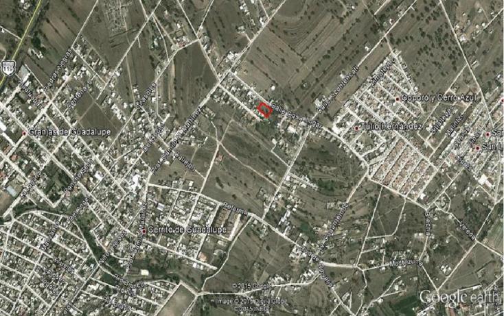 Foto de terreno habitacional en venta en  nonumber, cerrito de guadalupe, apizaco, tlaxcala, 1224969 No. 03