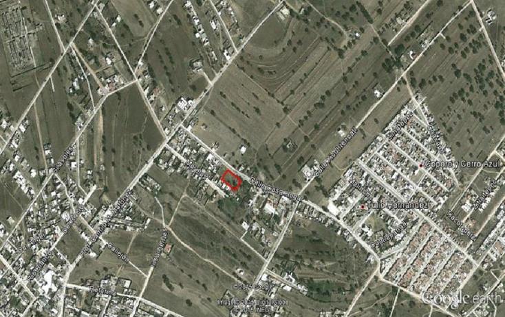 Foto de terreno habitacional en venta en  nonumber, cerrito de guadalupe, apizaco, tlaxcala, 1224969 No. 04