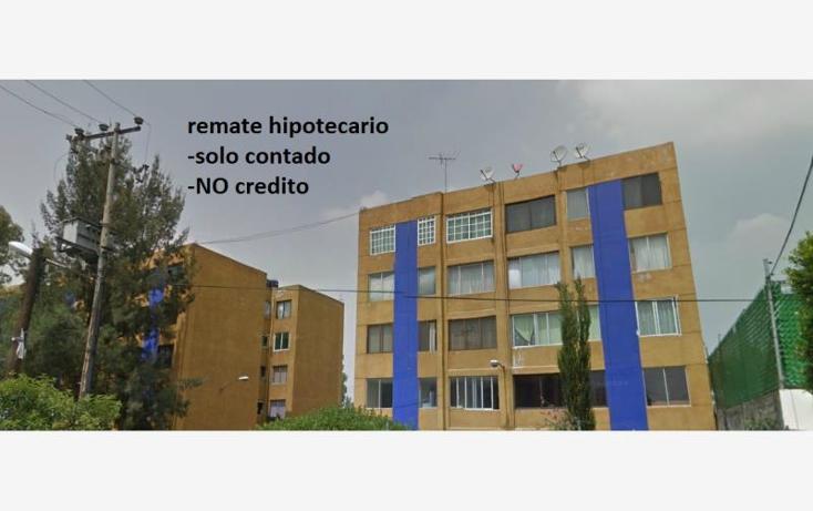 Foto de departamento en venta en  nonumber, cerro de la estrella, iztapalapa, distrito federal, 1334933 No. 02