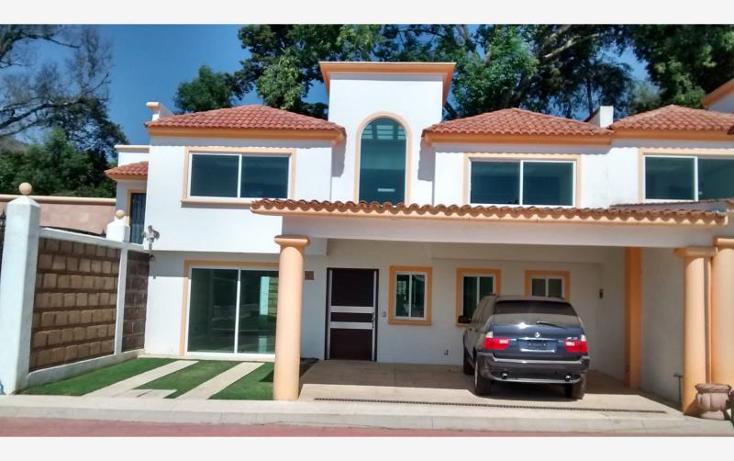 Foto de casa en venta en  nonumber, chalchihuapan, tenancingo, m?xico, 1629458 No. 01