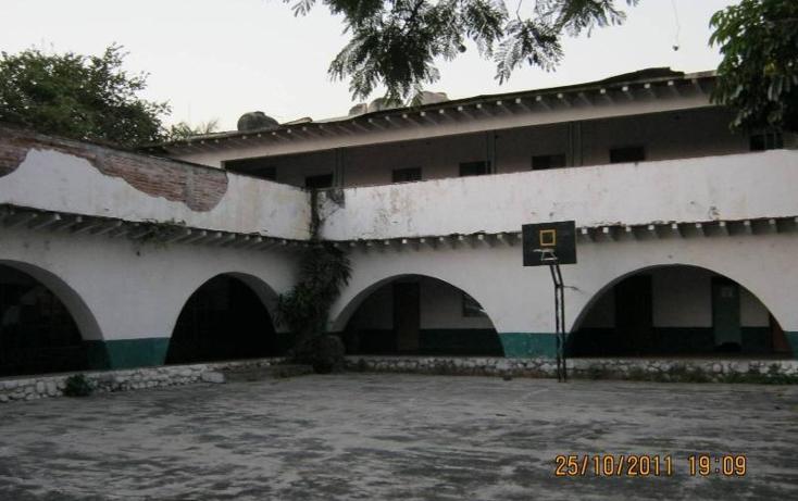 Foto de edificio en venta en  nonumber, chapultepec, cuernavaca, morelos, 775033 No. 01