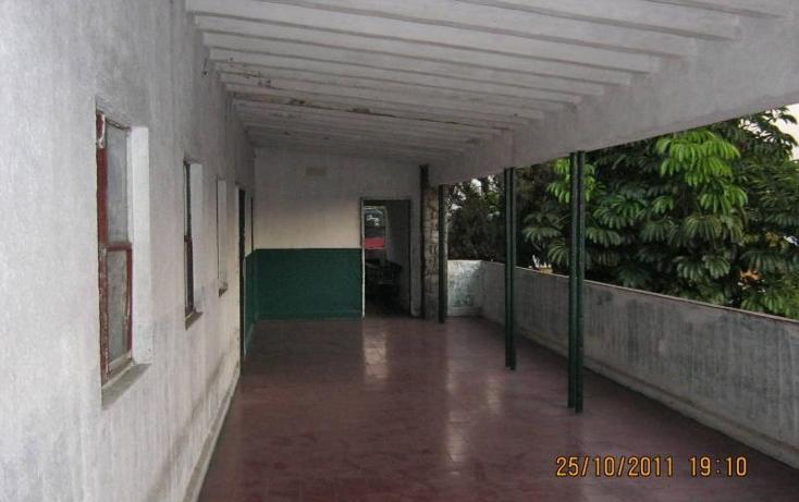 Foto de edificio en venta en  nonumber, chapultepec, cuernavaca, morelos, 775033 No. 02