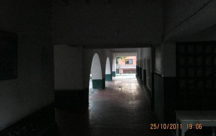 Foto de edificio en venta en  nonumber, chapultepec, cuernavaca, morelos, 775033 No. 08