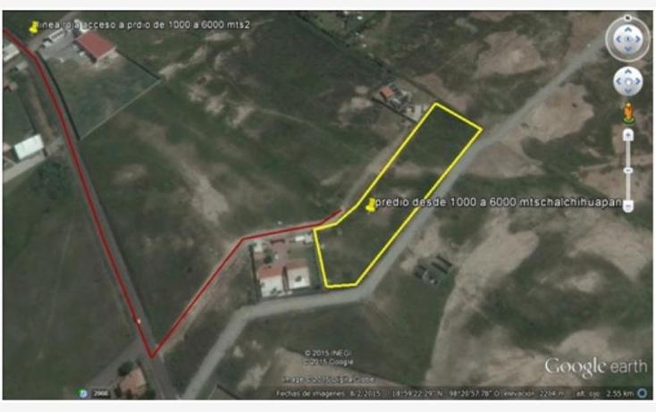 Foto de terreno comercial en venta en  nonumber, chipilo de francisco javier mina, san gregorio atzompa, puebla, 1577874 No. 02