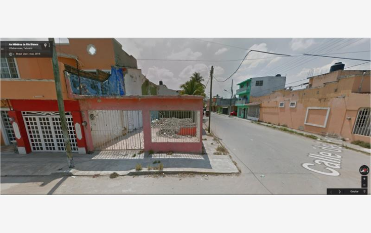 Foto de terreno comercial en venta en  nonumber, ciudad industrial, centro, tabasco, 1946282 No. 01