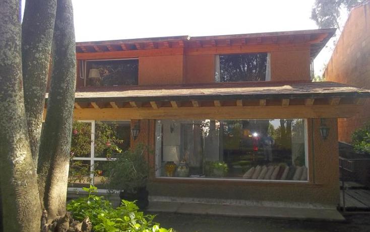 Foto de casa en venta en  nonumber, club de golf los encinos, lerma, méxico, 564250 No. 01