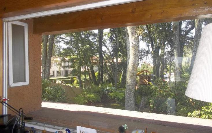 Foto de casa en venta en  nonumber, club de golf los encinos, lerma, méxico, 564250 No. 36