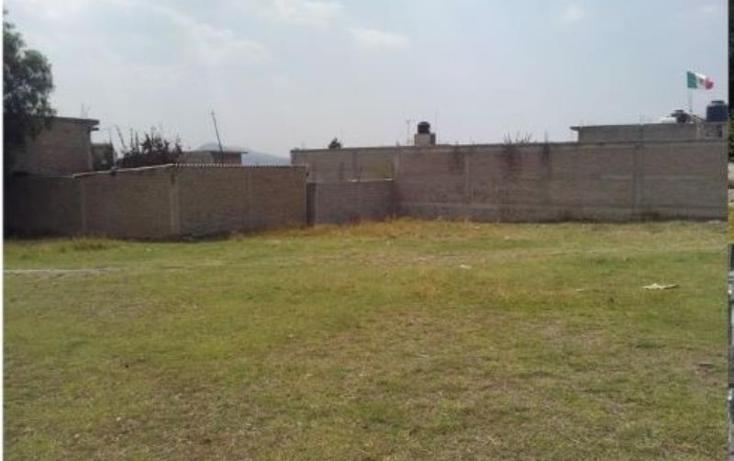 Foto de terreno habitacional en venta en  nonumber, coatepec, ixtapaluca, méxico, 2044702 No. 04