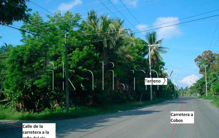 Foto de terreno habitacional en renta en  nonumber, cobos, tuxpan, veracruz de ignacio de la llave, 582304 No. 06
