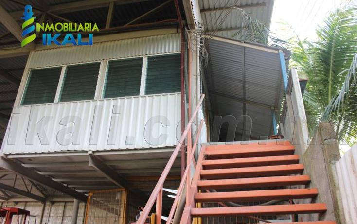Foto de nave industrial en renta en  nonumber, cobos, tuxpan, veracruz de ignacio de la llave, 628486 No. 06