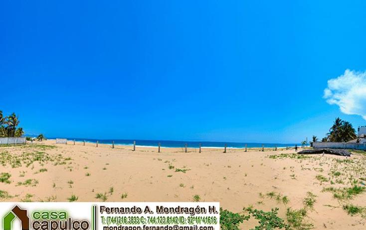 Foto de terreno habitacional en venta en  nonumber, colonia luces en el mar, coyuca de benítez, guerrero, 1377913 No. 03