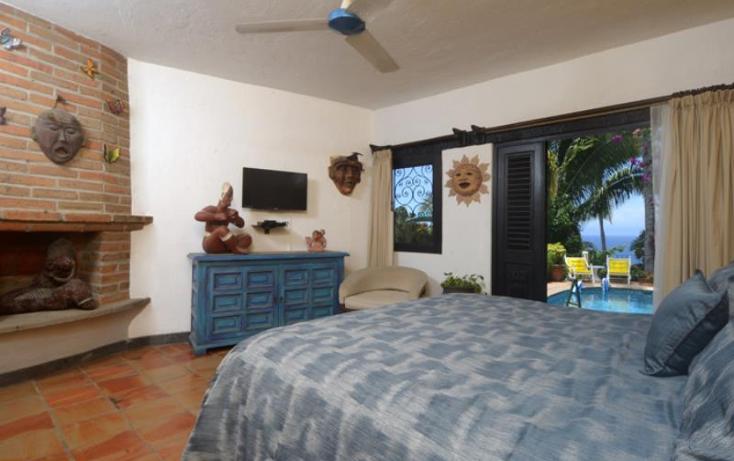Foto de casa en venta en  nonumber, conchas chinas, puerto vallarta, jalisco, 1937940 No. 07