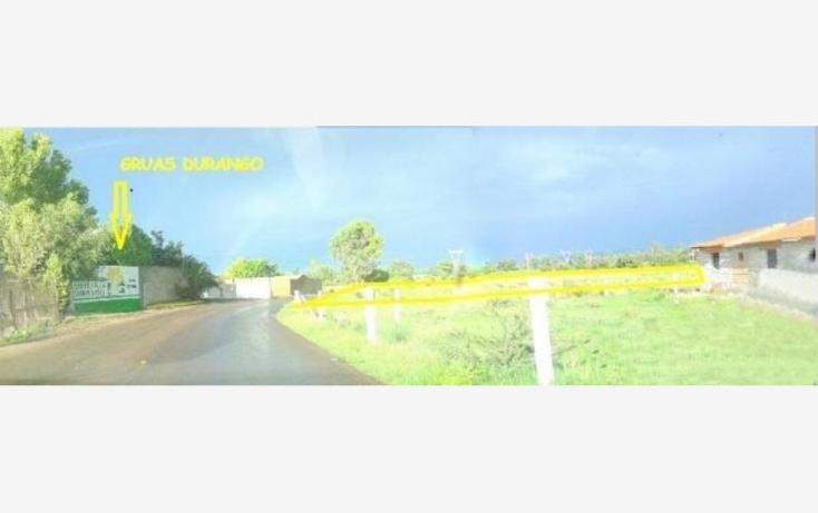 Foto de terreno comercial en venta en  nonumber, contreras, durango, durango, 1527652 No. 05