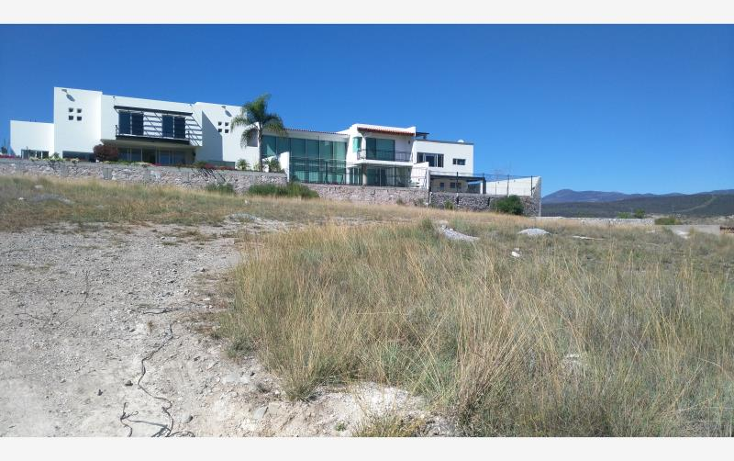 Foto de terreno habitacional en venta en  nonumber, cumbres del lago, quer?taro, quer?taro, 1751028 No. 01