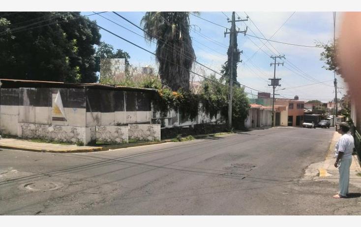 Foto de terreno habitacional en venta en  nonumber, del empleado, cuernavaca, morelos, 1588286 No. 01