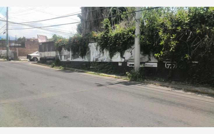 Foto de terreno habitacional en venta en  nonumber, del empleado, cuernavaca, morelos, 1588286 No. 02