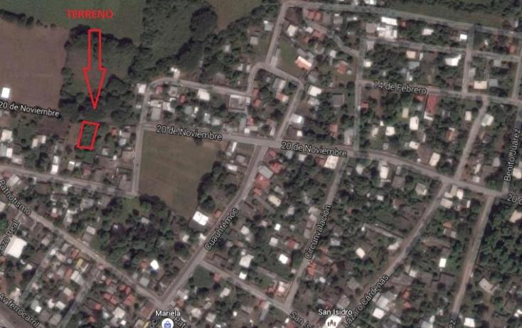 Foto de terreno habitacional en venta en  nonumber, delfino victoria (santa fe), veracruz, veracruz de ignacio de la llave, 1764916 No. 06
