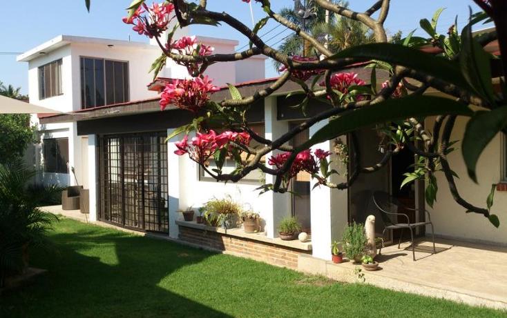 Foto de casa en venta en  nonumber, delicias, cuernavaca, morelos, 1034487 No. 01