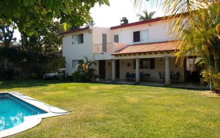 Foto de casa en venta en  nonumber, delicias, cuernavaca, morelos, 1328595 No. 01