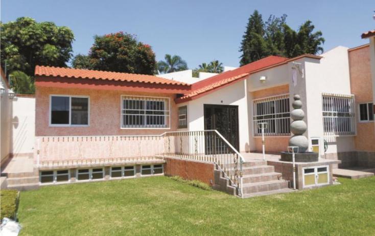 Foto de casa en renta en  nonumber, delicias, cuernavaca, morelos, 1541910 No. 01