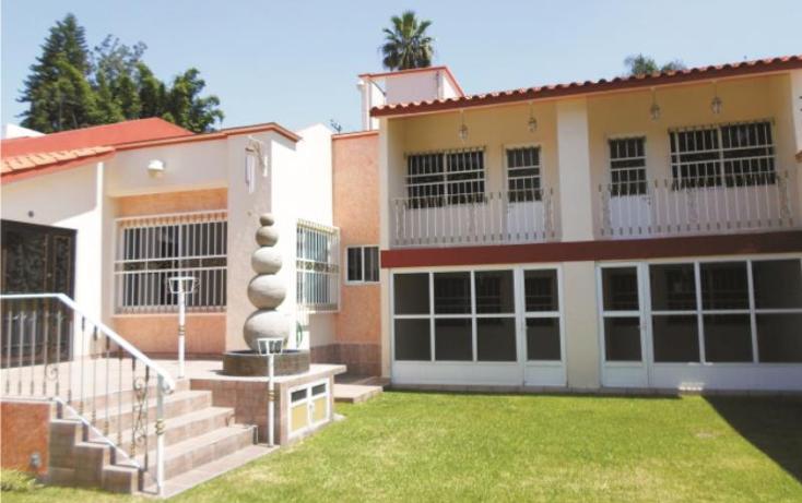Foto de casa en renta en  nonumber, delicias, cuernavaca, morelos, 1541910 No. 02
